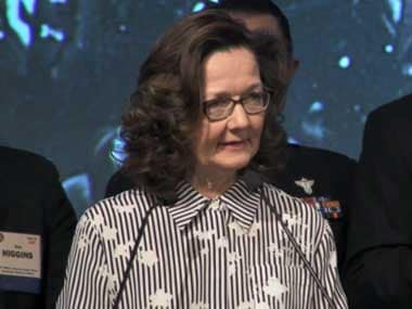 File image of Gina Haspel. Courtesy: YouTube
