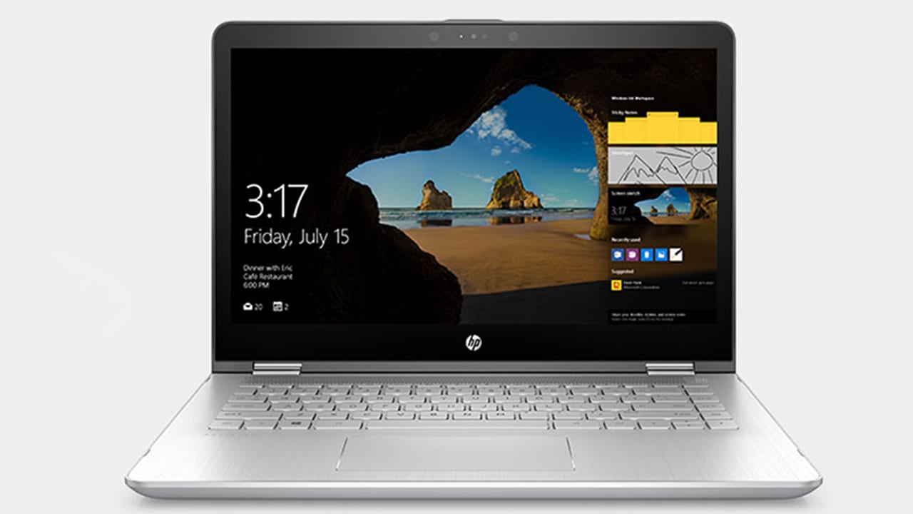 how to turn on keyboard backlight on hp pavilion x360