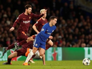 Champions League: Spotlight on Antonio Conte's tactics as Chelsea travel to Barcelona for most crucial match of season