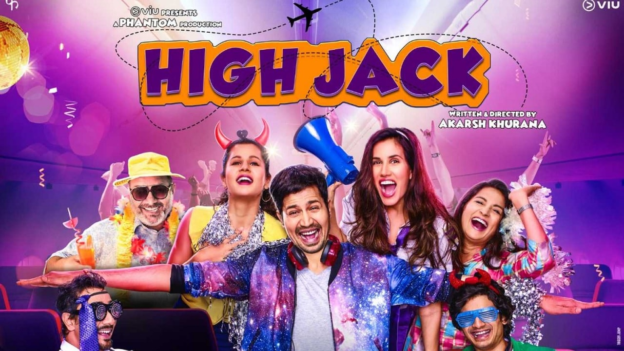 High Jack movie review: Sumeet Vyas's comic timing is the best thing about  this doomed hijack drama - Entertainment News , Firstpost
