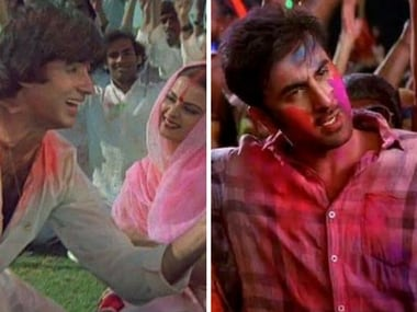 Holi playlist: Rang Barse to Lahu Munh Lag Gaya, Bollywood's odes to the festival of colours
