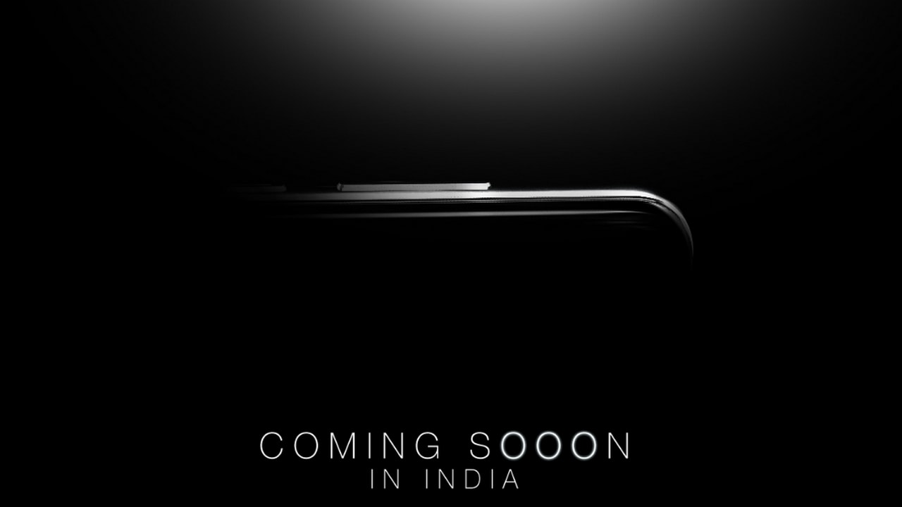 Teaser of the Huawei P20 Pro on the company's India website. Image: Huawei