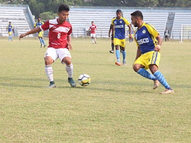 Mizoram stun six-time champion Goa. Agencies