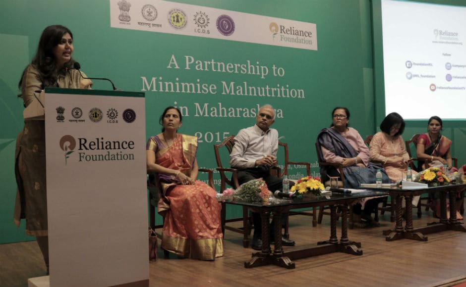 Speaking on this occasion, Munde saidthat the encouraging results of the first phase havemotivated the Government of Maharashtra to expand the program in eight new districts with RF as our knowledge partner. Firstpost/Sachin Gokhale