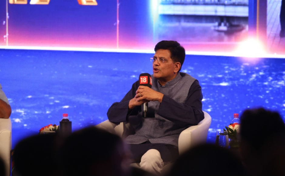 Goyal, speaking about the priorities of the Railways, said that the government's first focus is on poor passengers. The Indian Railways remains primarily a public utility service, he said. News18