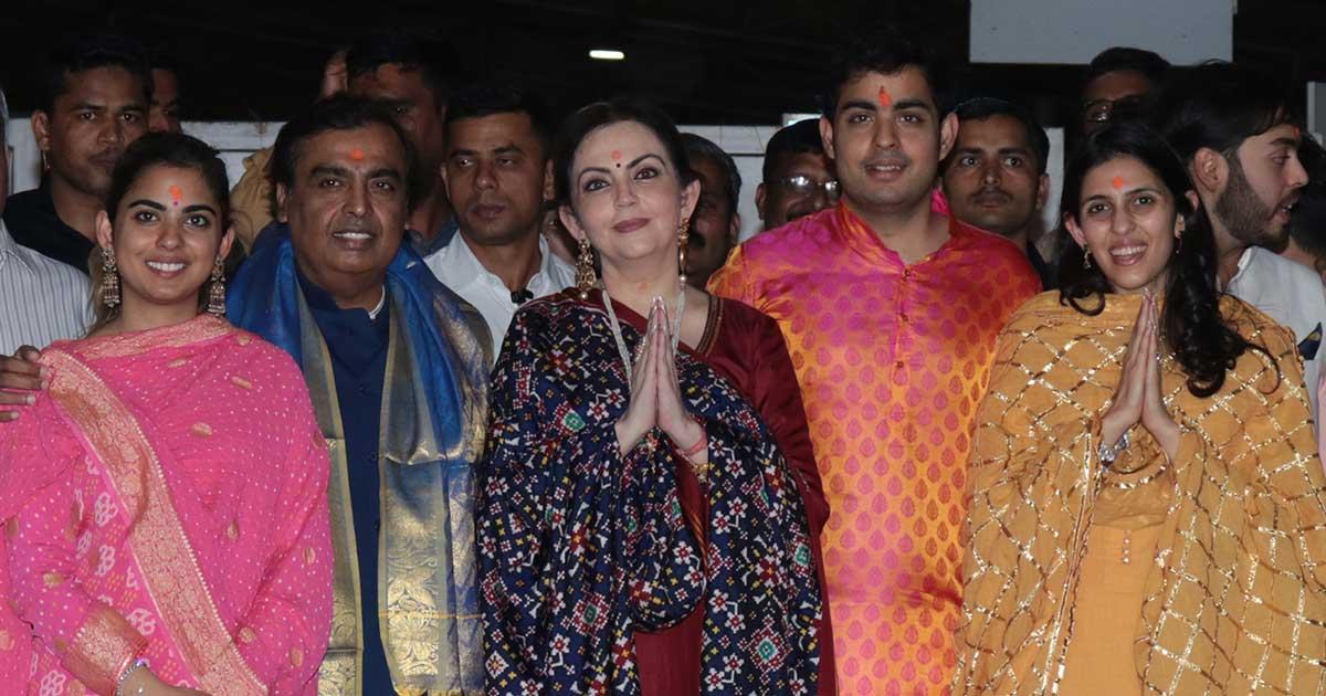Mukesh Ambani S Son Akash Likely To Marry Schoolmate