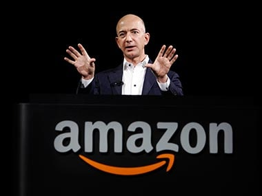 Amazon CEO Jeff Bezos net worth crosses 0 billion, becomes richest person in modern history