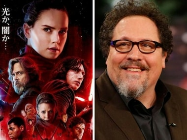 Jon Favreau to write, executive produce Star Wars series for Disney's upcoming streaming platform