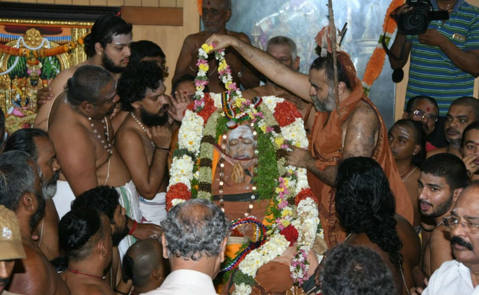 Jayendra Saraswathi, who broadened the activities of the Sankara Mutt with inclusive activities, died in Kanchipuram at the age of 82. Image courtesy: KA Vishwanathan