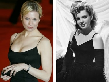 Renée Zellweger looks eerily similar to Judy Garland in first photo from upcoming biopic