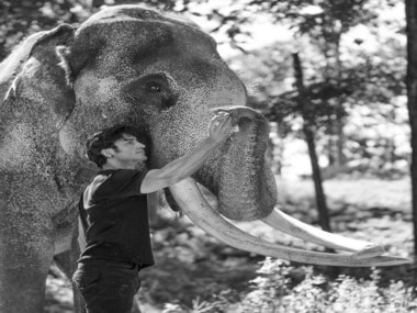 Vidyut made a new friend while shooting for Junglee