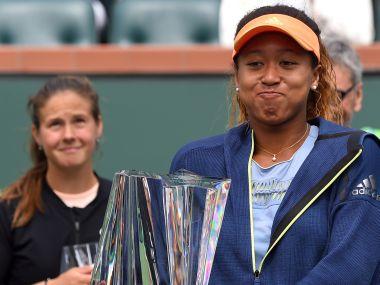 What Naomi Osaka and Daria Kasatkina's impressive giant-killing runs at Indian Wells mean for the future of WTA