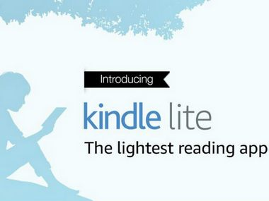 Kindle Lite app.