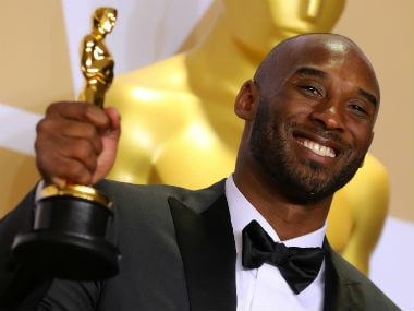 Academy of Motion Picture Arts and Sciences denies Kobe Bryant entry citing lack of filmmaking experience