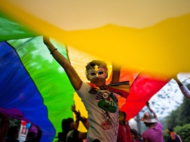 LGBT activists in London call for decriminalisation of homosexuality in Commonwealth countries