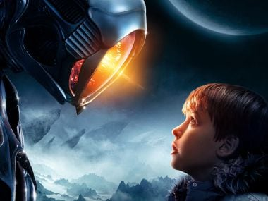 Lost in Space: Danger, Will Robinson! Netflix releases epic new trailer for re-imagined sci-fi series