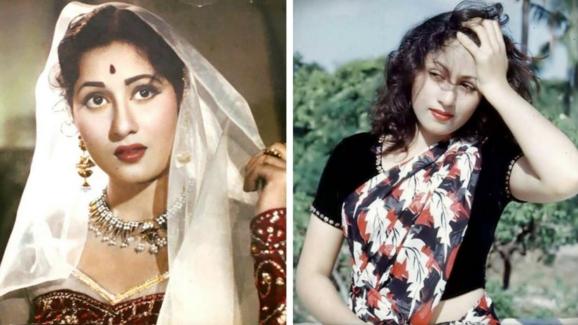 Madhubala was often compared to the Hollywood legend Marilyn Monroe. Facebook