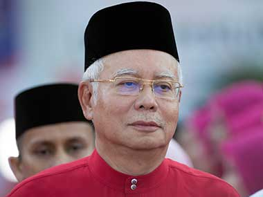Malaysian police raid former prime minister Najib Razak's house, search for documents related to 1MDB scandal, say reports