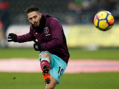 Premier League: Manuel Lanzini's return will provide West Ham United with creative spark, says coach Manuel Pellegrini