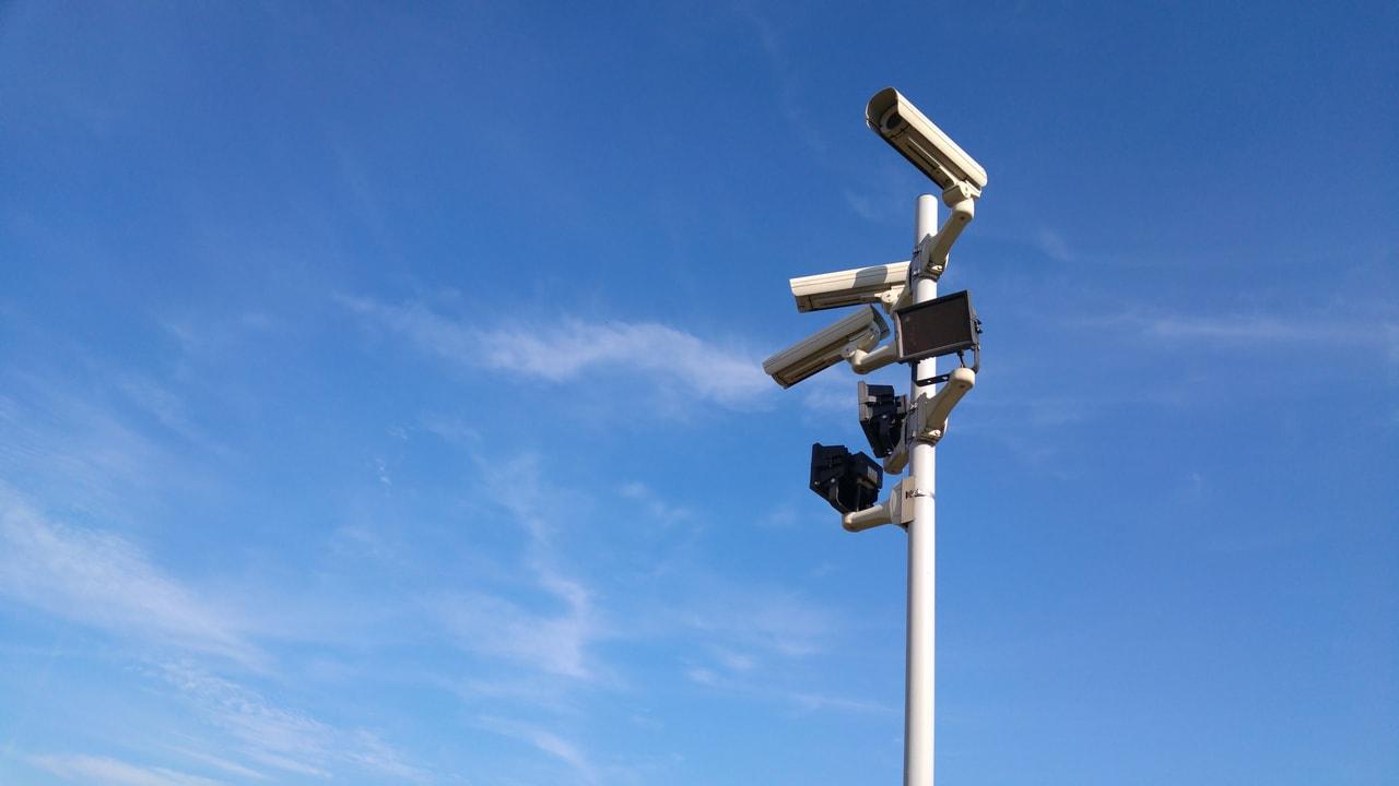 Mass surveillance.