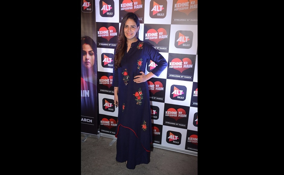 Mona Singh also features in Kehne Ko Humsafar Hain, which is directed by Kapil Sharma of I, Me Aur Main fame.