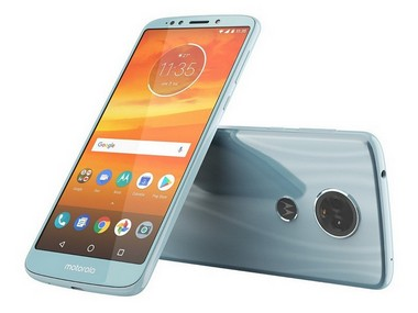 Motorola E5 Plus leaks indicate a Moto X4-type smartphone with an 18:9 display and a rear-mounted fingerprint sensor