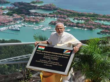 India's Seychelles naval base plan hits wall: New Delhi must commit greater economic, military resources to preserve its interests