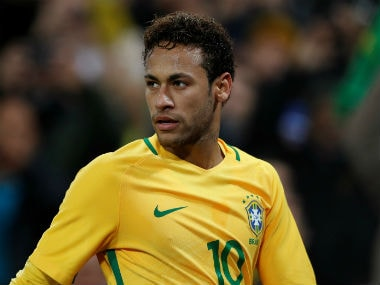 File image of Neymar. Reuters