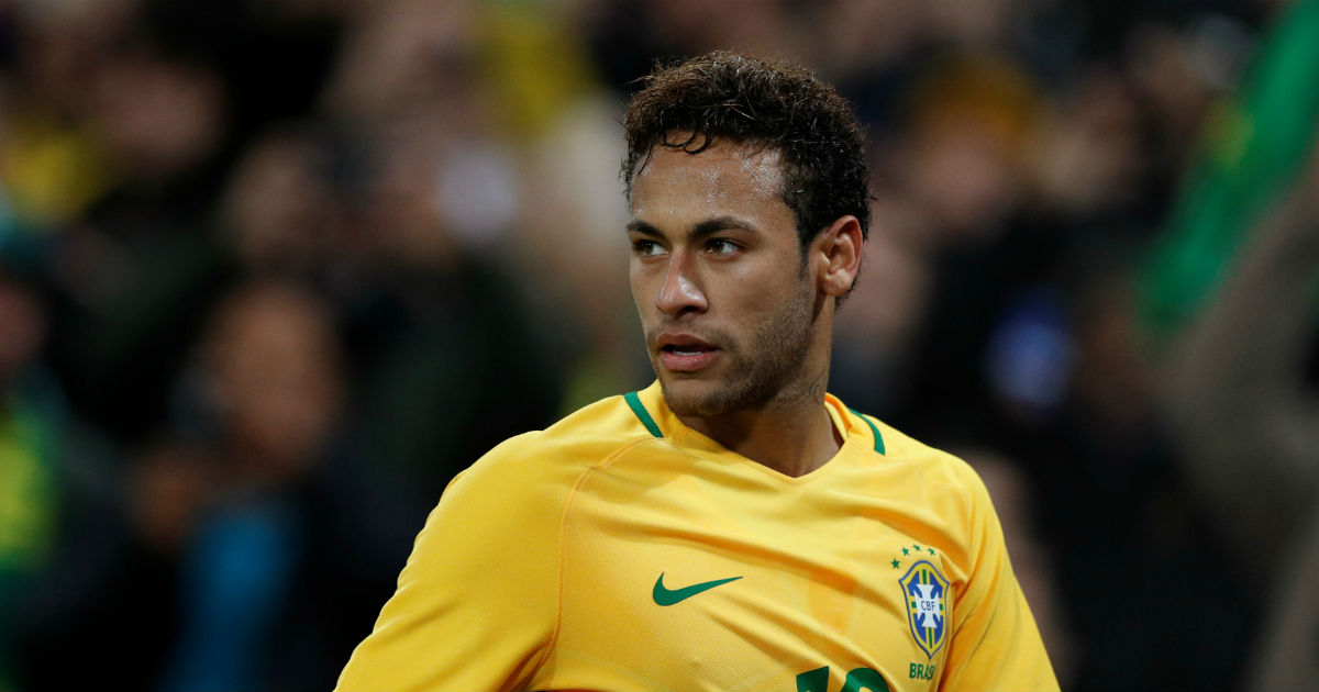 Neymar Will Recover From Foot Injury In Time For 2018 FIFA World Cup