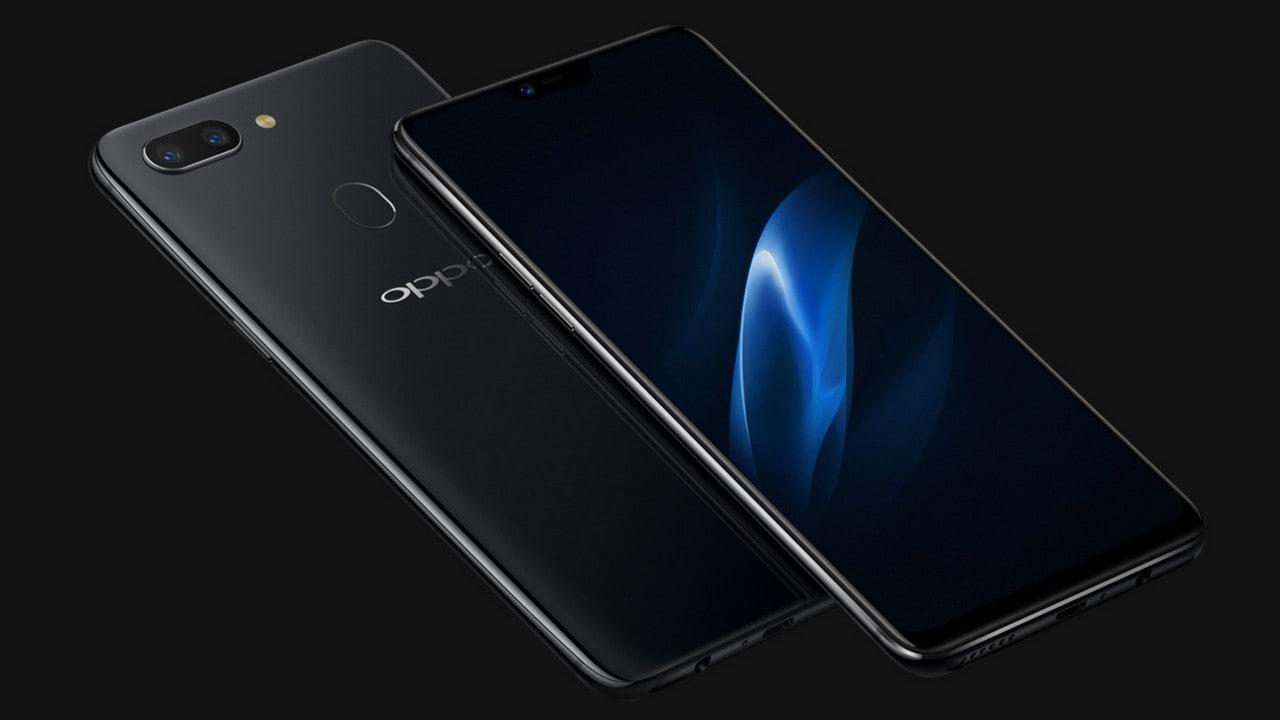 Oppo R15. Oppo China