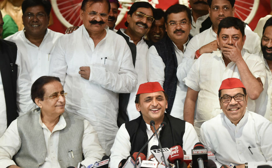 Akhilesh Yadav called it a mandate against both the central and state governments and the results will give a new direction to the national politics. The SP chief was profuse in expressing his gratitude towards Mayawati, who was once his party's bitterest rival in Uttar Pradesh. PTI