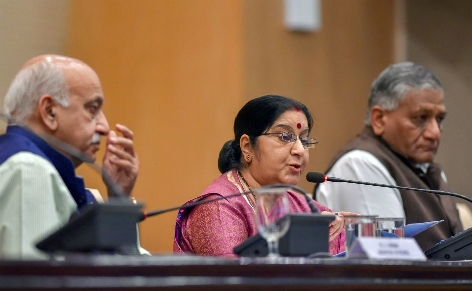 Swaraj said that a deep penetration radar confirmed that all Indians had died after the bodies were exhumed. The foreign minister said that the mortal remains were sent to Iraqi capital Baghdad. DNA samples of their relatives had been sent earlier for verification of bodies. PTI