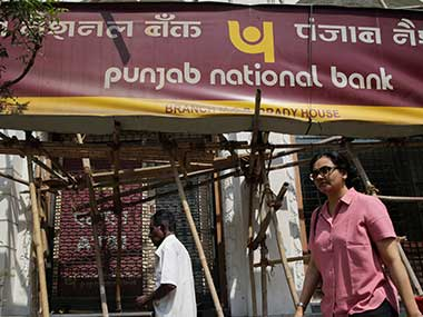 Punjab National Bank. Reuters image.