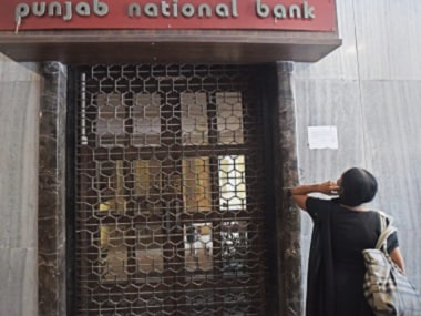 Punjab National Bank. PTI image.