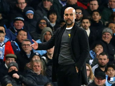 Premier League: Pep Guardiola claims Manchester City must win multiple titles before dreaming of Champions League glory