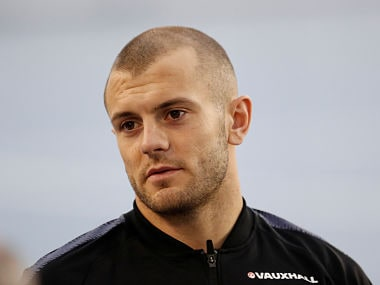 Soccer Football - England Media Day - St. George's Park, Burton Upon Trent, Britain - March 20, 2018 England's Jack Wilshere during the media day Action Images via Reuters/Andrew Boyers - RC1886617650