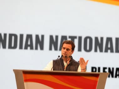 Narendra Modi is not fighting corruption, he is corruption, says Rahul Gandhi at Congress' 84th plenary session