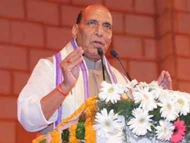 Pakistan conspiring to 'break up India' by helping terrorists sneak into country, claims Rajnath Singh