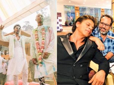 Ranveer Singh, Pharell Williams play Holi; SRK, Katrina on Zero set: Social Media Stalkers' Guide