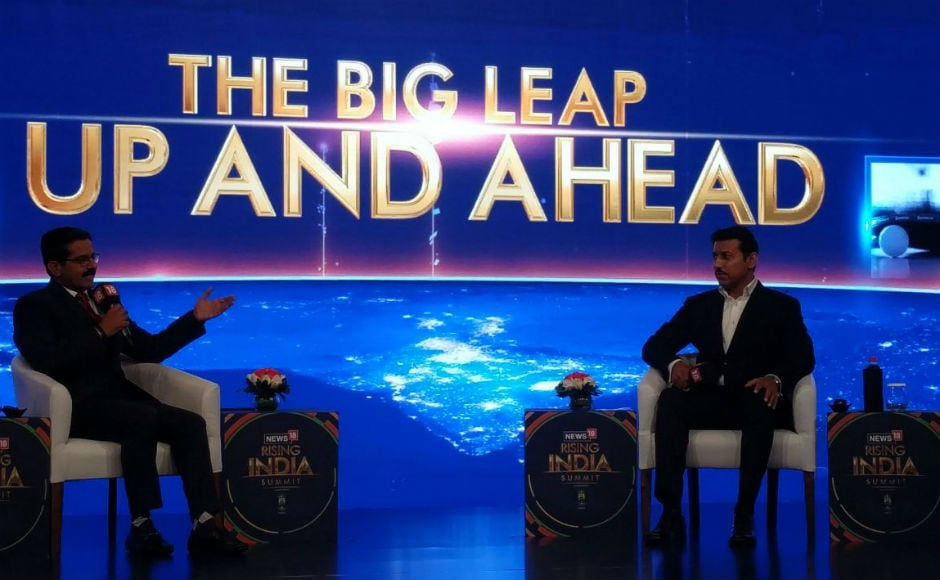 In the afternoon session titled 'The Big Leap: Up and Ahead', sports minister Rajyavardhan Singh Rathore revealed that in the next three or four months, the government is planning on rolling out a second phase of Khelo India Games. News18