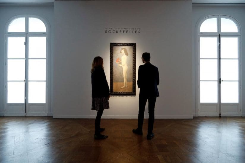 Rockefellers Picasso, Monet paintings to go up for huge auction at Christies for charity