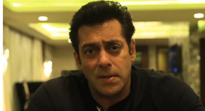 Salman Khan. YouTube screengrab
