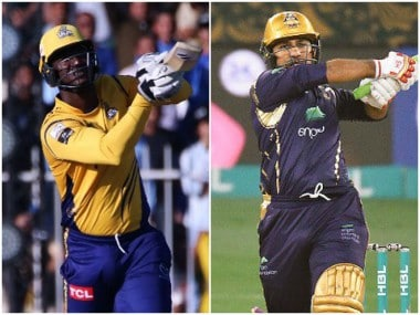 LIVE Cricket Score, PSL 2018, Peshawar Zalmi vs Quetta Gladiators, Eliminator at Lahore: Rain halts play