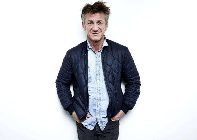 Sean Penn. AP/Taylor Jewell