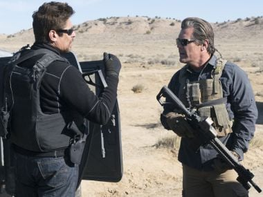 Sicario: Day of the Soldado movie review — Josh Brolin, Benicio del Toro are terrific in a vastly entertaining ride