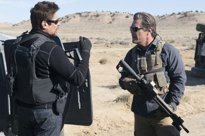 This trailer for Sicario: Day of the Soldado is all about trust