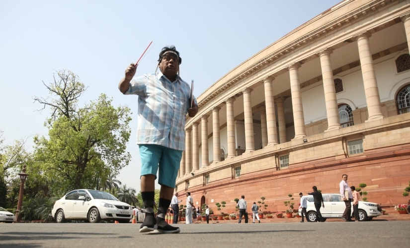 Centre faces no-trust push in Parliament today