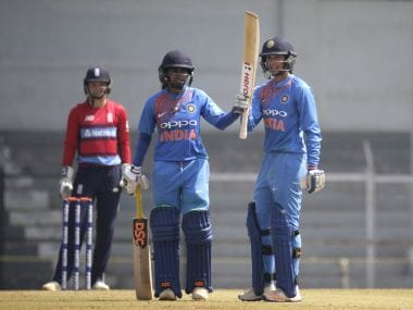 Women's T20I Tri-series: Smriti Mandhana's change in technique has helped her be consistently aggressive