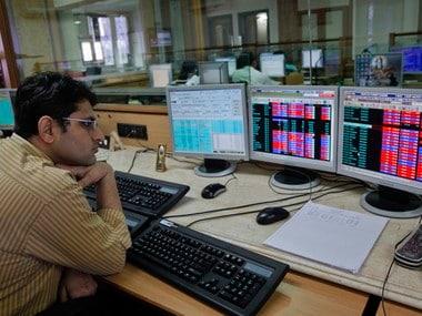 Sensex dives 510 points. Reuters image.