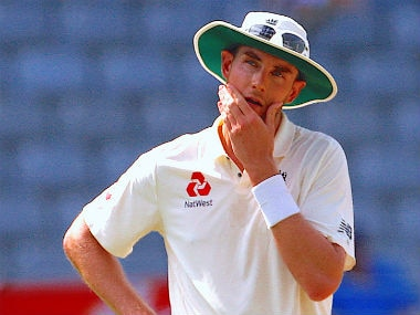 India vs England: Stuart Broad says Edgbaston pitch will be difficult to predict due to soaring heat